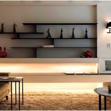 wall shelves design bedroom corner drawer unit living room book