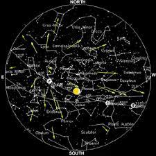 60 Discriminating Map Of The Night Sky Tonight