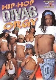 Hip hop divas orgy
