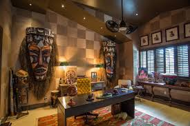 african decorations for the home
