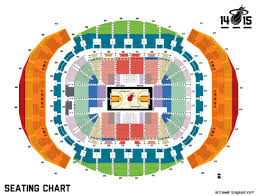 American Airlines Arena Seating Chart Jlo