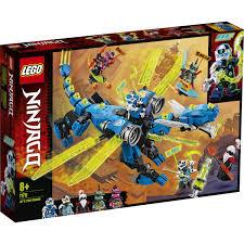 LEGO NINJAGO Jay's Cyber Dragon - 71711