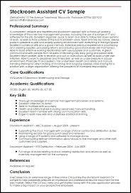Sample Of Key Skills In Resume Example Key Skills Resume