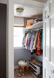 Small Closet Design 21 Best Small Walk In Closet Storage Ideas For Bedrooms
