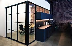 office room dividers. Image Of: Clear Glass Office Room Dividers