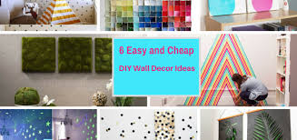 cheap wall decor ideas lildago com