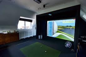 Golf Simulator Lighting