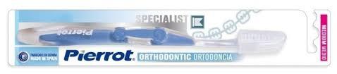 Зубная <b>щетка Pierrot</b> Specialist <b>Orthodontic</b> Medium — купить по ...
