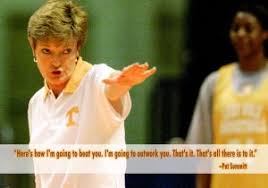 "Pat Summitt Quotes Unique Pat Summitt Motivational Quotes Pat Summitt Quote ""Attitude Is A"