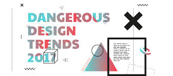 Dangerous Design trends 2017 \u2013 Muzli -Design Inspiration