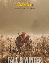 Cabelas Fall Winter Catalogue By Cabelascanada Issuu