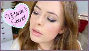 victoria s secret angel makeup tutorial