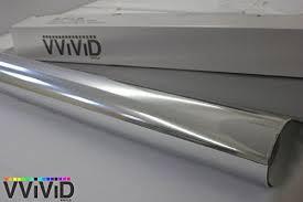 mirror vinyl. amazon.com: silver mirror chrome vinyl wrap self-adhesive film decal air-release bubble and air-free 3mil-vvivid8 (6ft x 5ft): automotive m