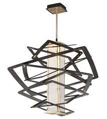 contemporary pendant lighting fixtures. Corbett 186-43 Tantrum Contemporary Bronze Finish 30\u0026nbsp; Tall LED Large Pendant Lighting Fixture. Loading Zoom Fixtures S