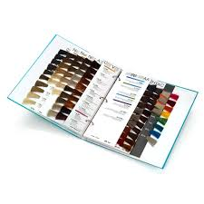 Rusk Deepshine Colour Chart