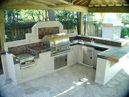 outdoor grilling station ideas outdoor grilling station ideas kitchen decor plans grill cooking area areas kit
