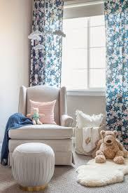 neutral nursery design neutral nursery decor fl patterned curtains