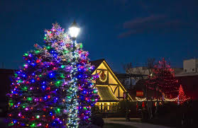 Anheuser Busch Holiday Lights Anheuser Busch Brewery Aglow With Record 250 000 Lights And