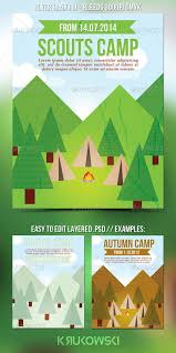 Summer Camp Flyer Template Simple Scouts Summer Camp Flyer Stop COLLABORATE Listen Pinterest