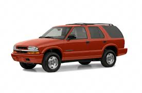 Blazer chevy blazer 2002 : 2002 Chevrolet Blazer LS 4dr 4x4 Specs and Prices