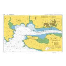 Admiralty Chart 3274 Milford Haven Saint Anns Head To Newton Noyes Pier