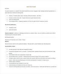 Cocktail Waitress Job Description For Resume - Fast.lunchrock.co
