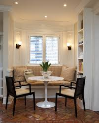 breakfast nook furniture dining room traditional with eat in