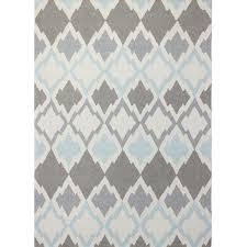 fresh interior the most stylish brown and grey area rugs for comfortable with