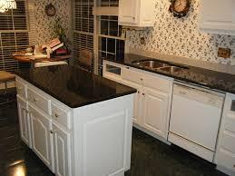white granite kitchen tops
