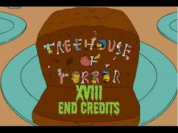 The Simpsons Treehouse Of Horror XVIII End Credits  YouTubeSimpsons Treehouse Of Horror Xviii