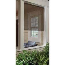 shades for front doorOutdoor Shades  Shades  The Home Depot