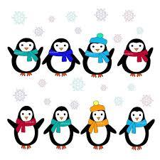 holiday penguin clip art. Wonderful Clip Penguins Sledding Clipart Penguin Holiday Snowjetco Inside Holiday Clip Art R