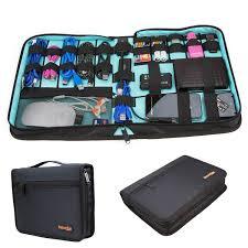 Amazon.com : ButterFox Universal Electronics Accessories Travel Organizer /  Hard Drive Case / Cable organizer - Large : Butterfox Universal Electronics  ...