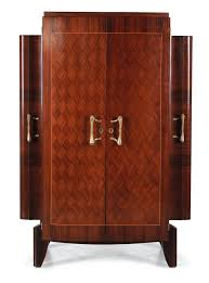 Half Height Art Deco Drinks Cabinet Furniture And Decorative