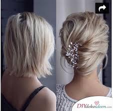 Dennoch gibt es viele frauen, die ihr langes haar immer gleich tragen: 30 Hochzeitsfrisuren Fur Mittellanges Haar Wunderschone Frisurideen