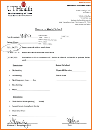 Fake Doctors Note Urgent Care Fake Doctors Note Urgent Care Template Arlingtonmovers Co