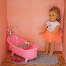 how to make an american girl dollhouse