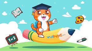 Vuihoc.vn - Nền tảng học online hàng đầu cho lớp 1-12