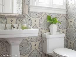 Powder Room Wallpaper Powder Room Wallpaper Home Design Ideas