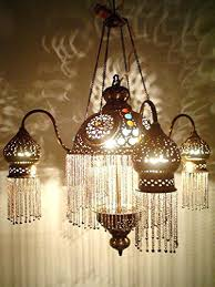 morrocan style lighting. Moroccan Style Lighting Can Add A Signature Look Amazon Com  4 Shades Jeweled Pendant . Morrocan L