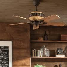 rustic farmhouse style ceiling fans