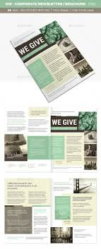 Business Newsletter Templates Church Ministry & Youth Group ...