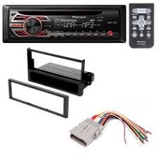 pioneer aftermarket car radio stereo cd player dash install mounting car stereo installation kit wiring harness at Stereo Mounting Kit And Wiring Harness