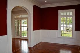Color Forte November - Dining room red paint ideas