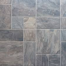 Laminate Flooring For Kitchens Tile Effect Blue Slate Tile Effect Laminate Flooring Droptom