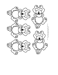 Small Picture five little monkeys templates Coloring pages Pinterest