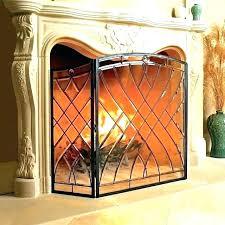 victorian fireplace screen fireplace screens small fireplace screen split fire victorian stained glass fireplace screen
