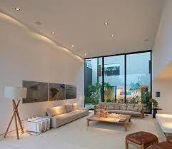 modern beach house living. Bright Living Room In Modern Beach House Brazil T