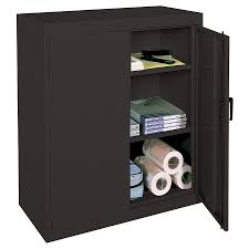 metal storage cabinet with lock. Beautiful With FurnitureLocking Storage Locker 24 Wide Metal Cabinet Enclosed  Cabinets Industrial Steel In With Lock