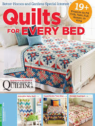 1418 best magazines sewing and patch images on Pinterest | Molde ... & Add instant style to your bedroom with beautiful bed quilts! From twin bed  quilts to king size, these quilt patterns feature a variety of techniques  perfect ... Adamdwight.com